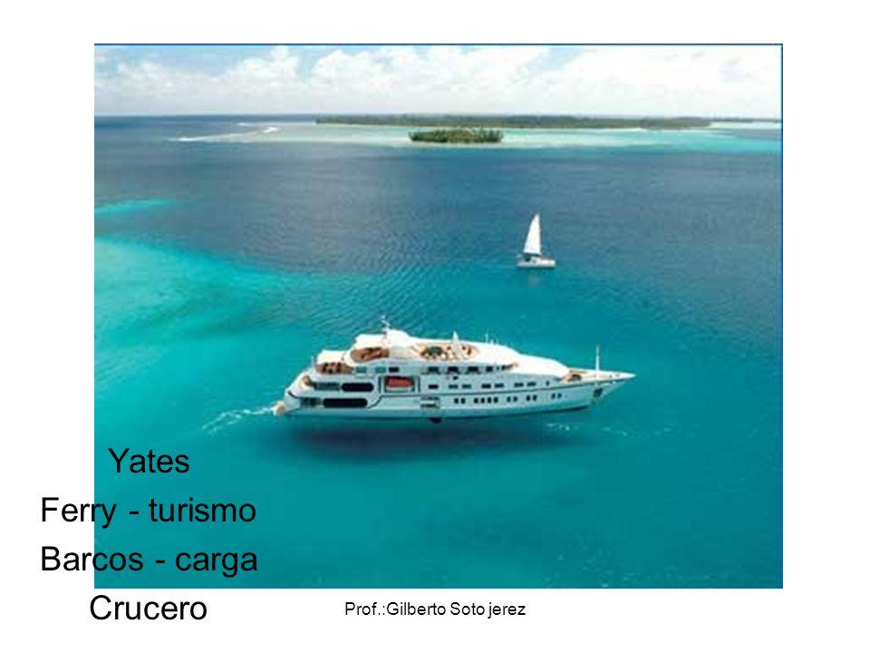 Yates Ferry - turismo Barcos - carga Crucero
