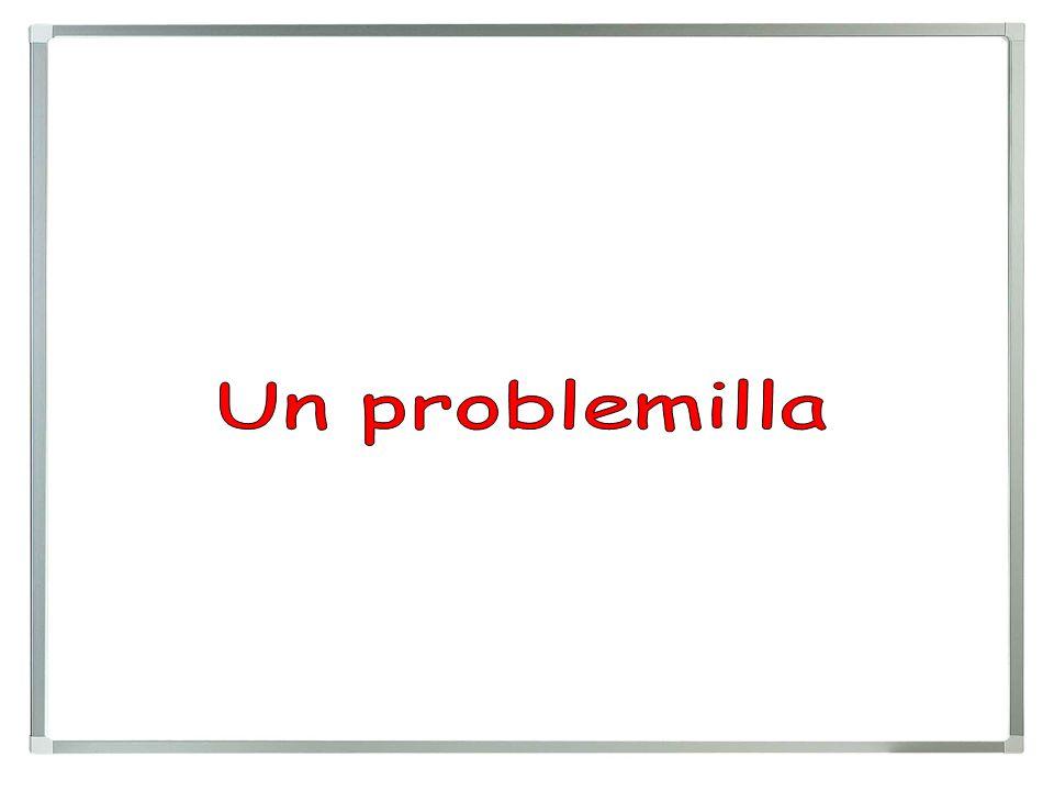 Un problemilla