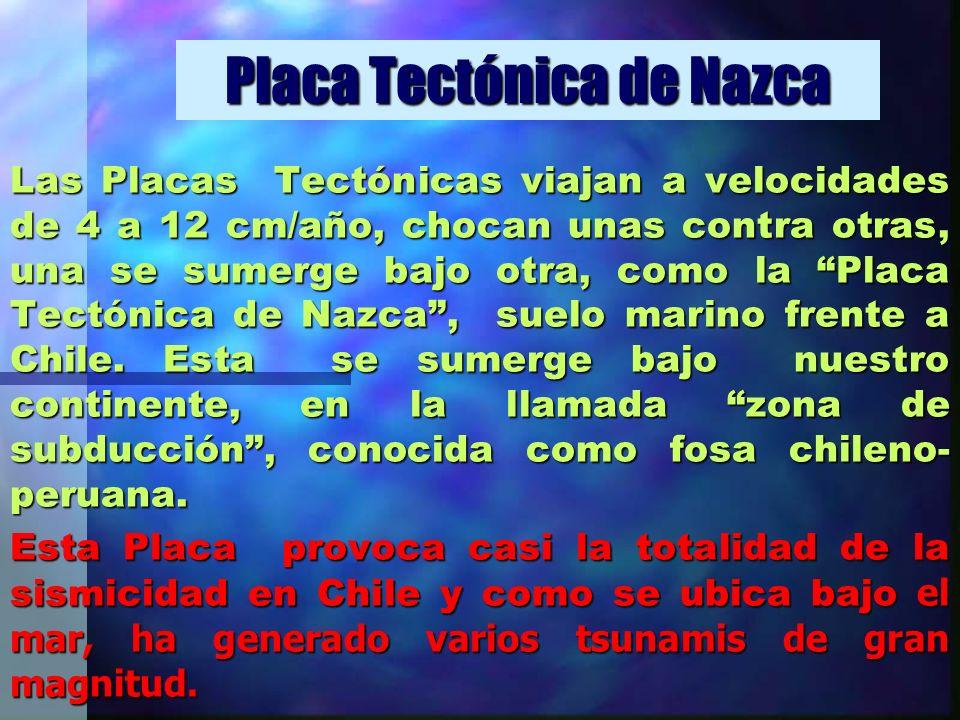 Placa Tectónica de Nazca
