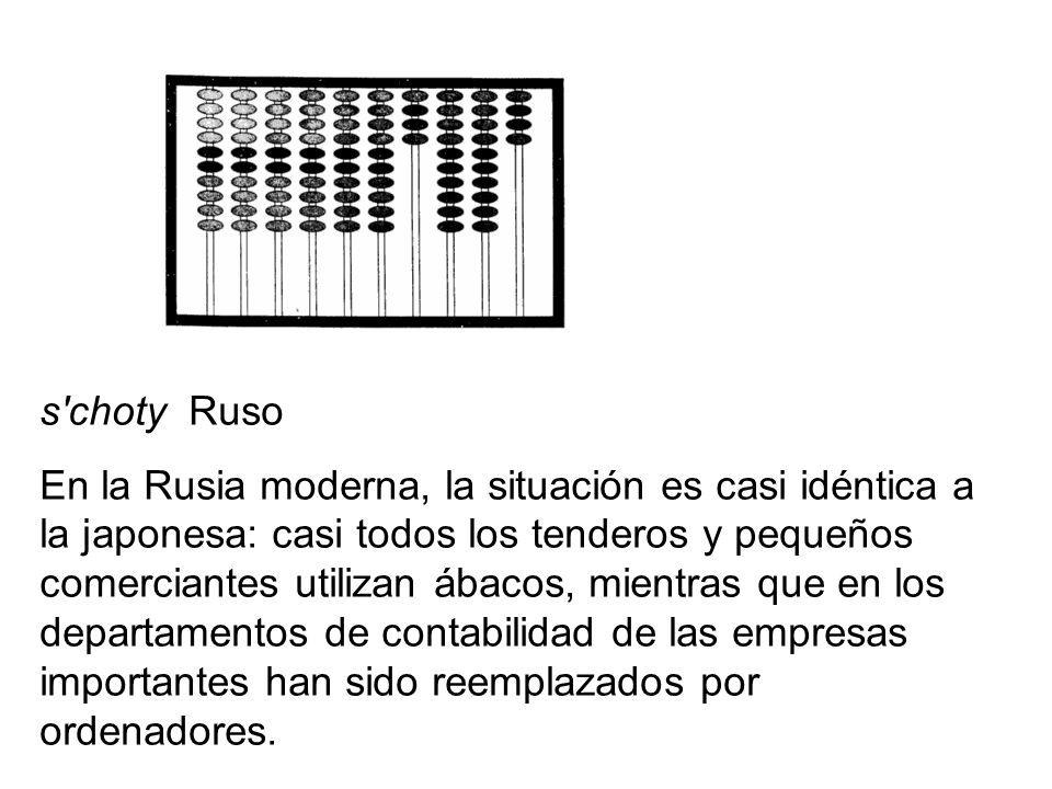 s choty Ruso