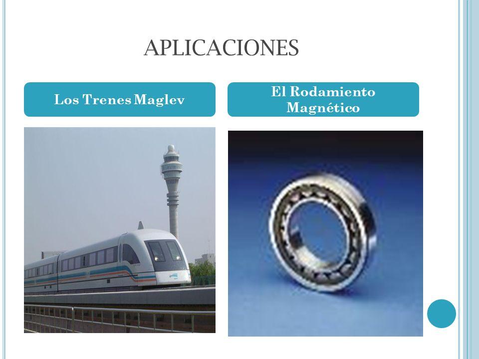 El Rodamiento Magnético