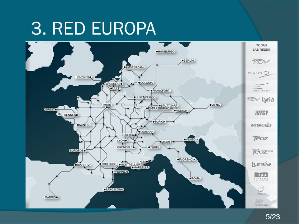 3. RED EUROPA 5/23