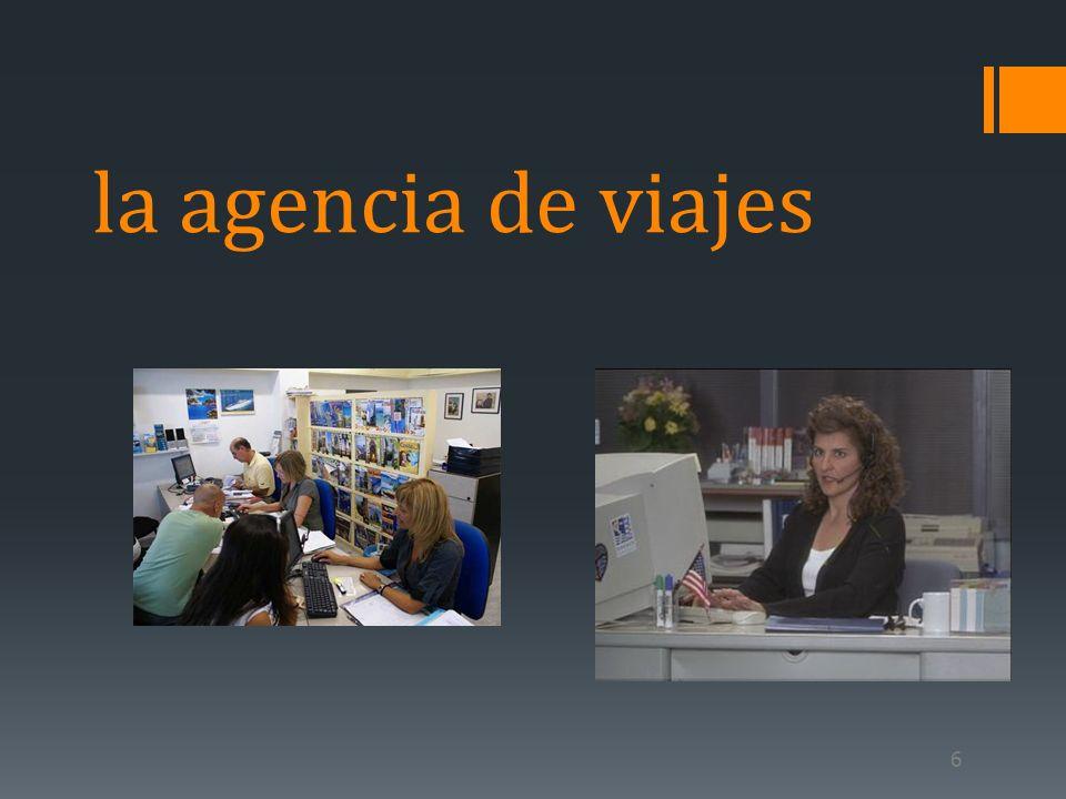 la agencia de viajes 6