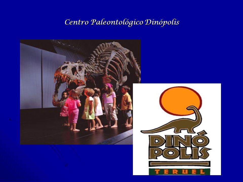Centro Paleontológico Dinópolis