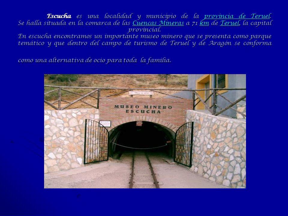 Escucha es una localidad y municipio de la provincia de Teruel