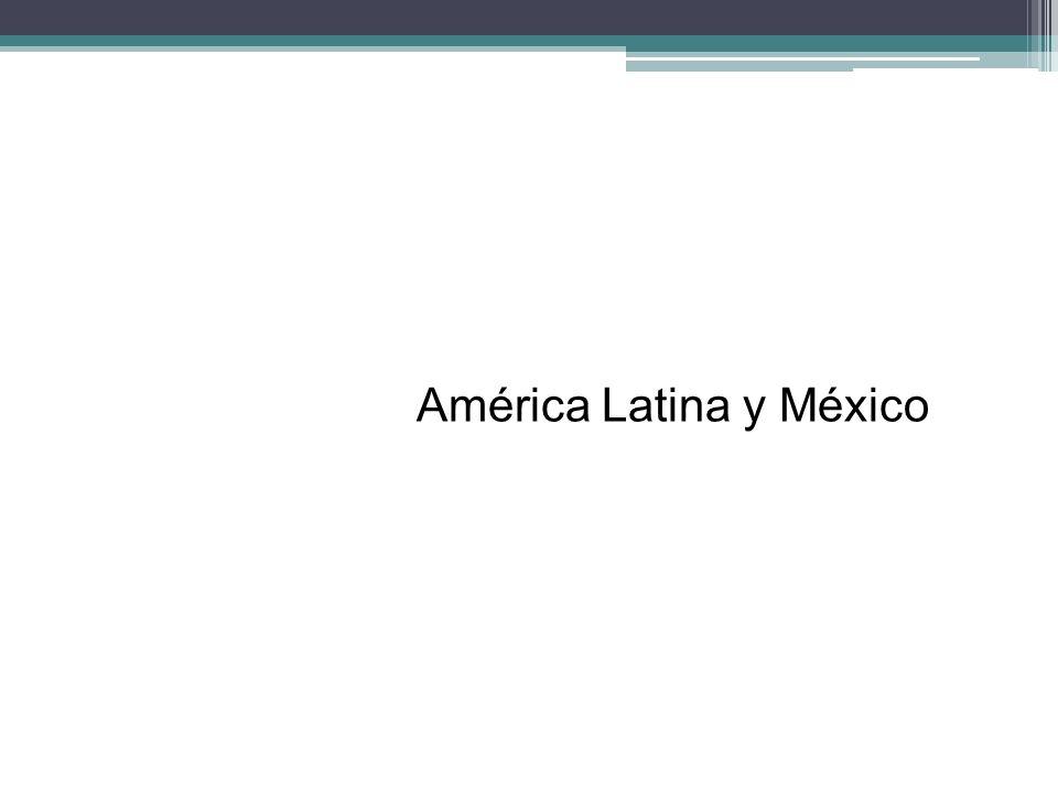 América Latina y México