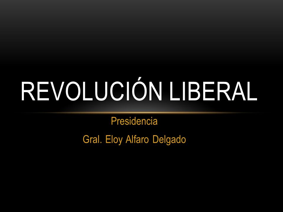 Presidencia Gral. Eloy Alfaro Delgado