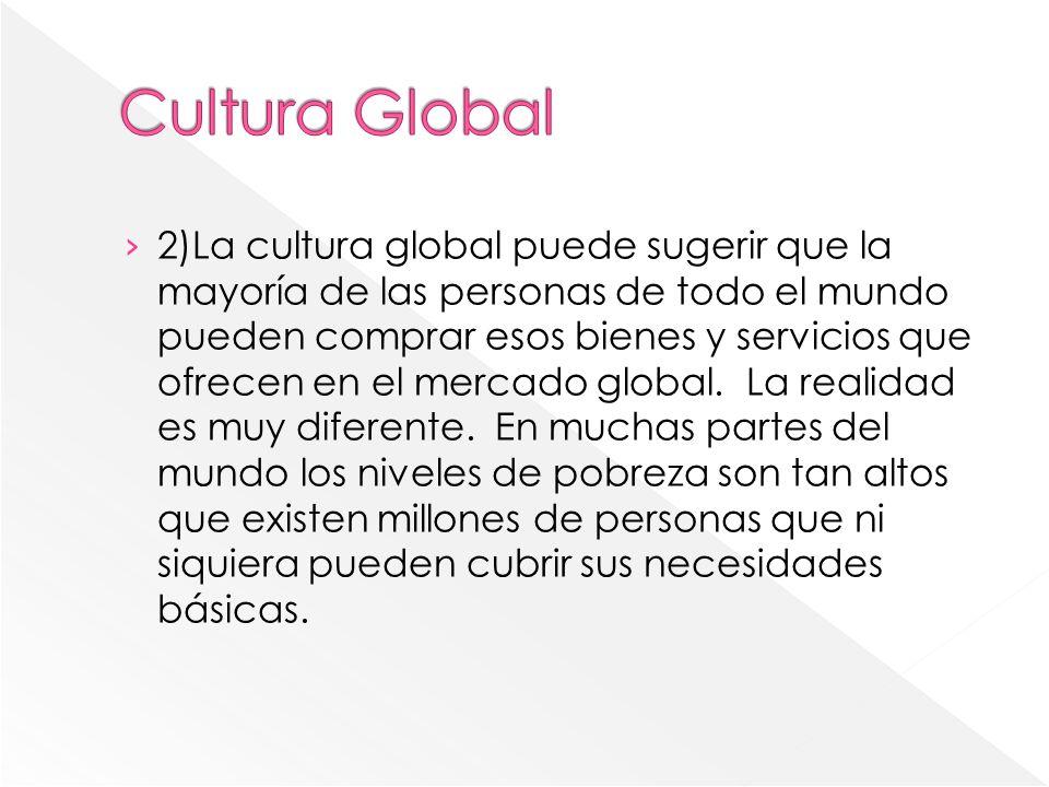 Cultura Global