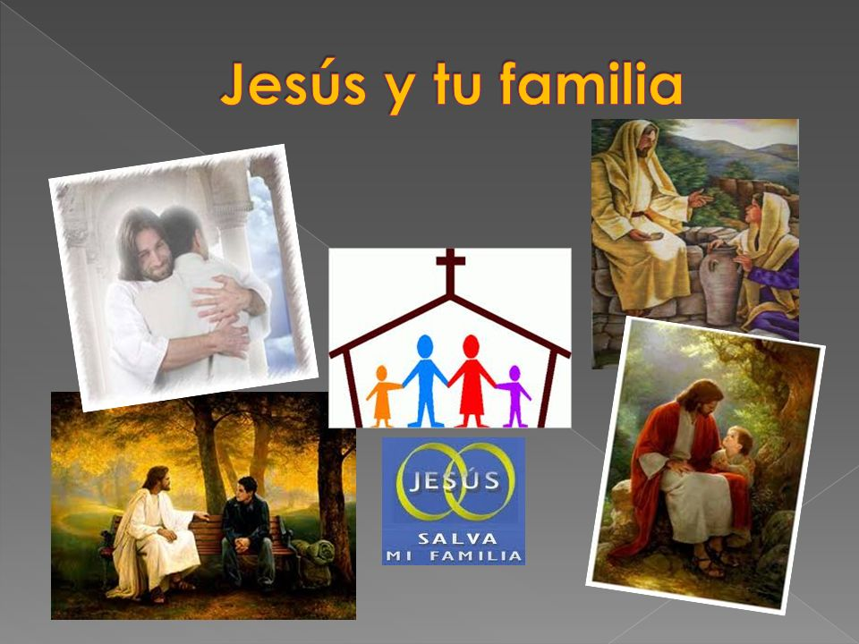 Jesús y tu familia