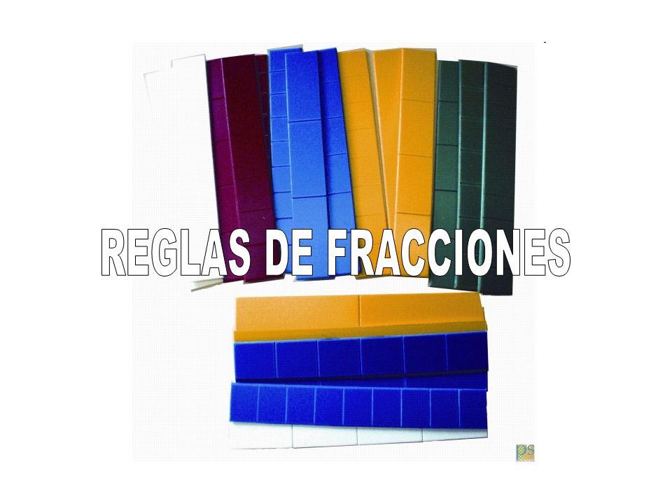 REGLAS DE FRACCIONES