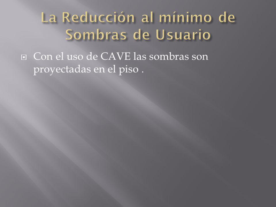 La Reducción al mínimo de Sombras de Usuario