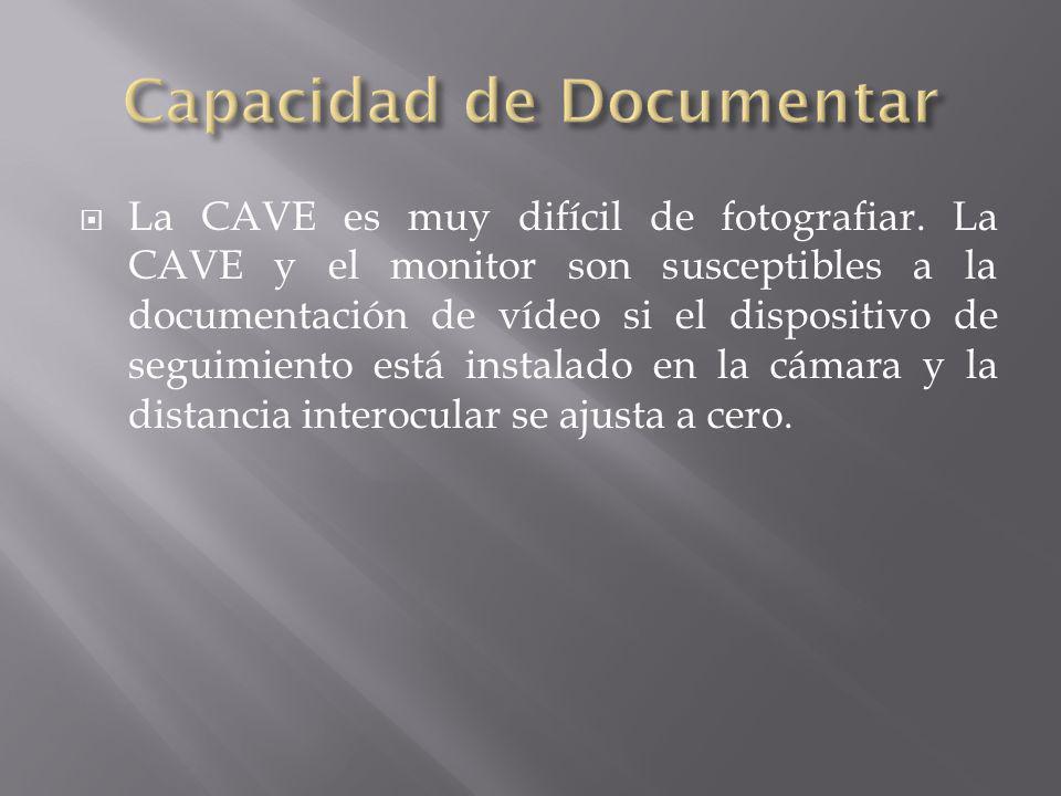 Capacidad de Documentar
