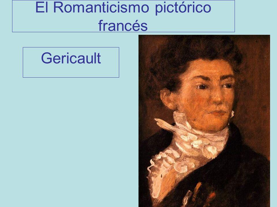 El Romanticismo pictórico francés