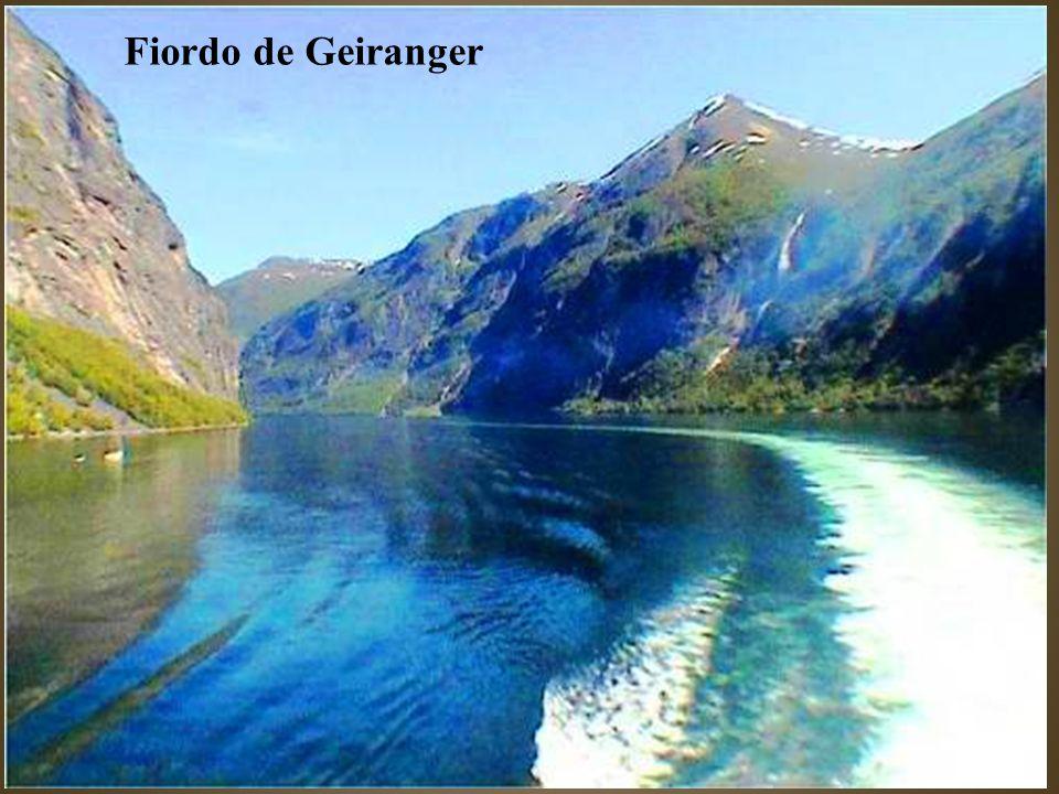 Fiordo de Geiranger