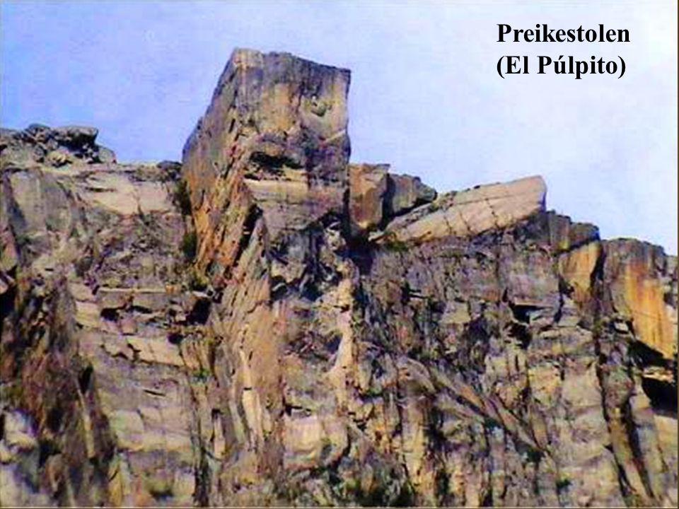 Preikestolen (El Púlpito)
