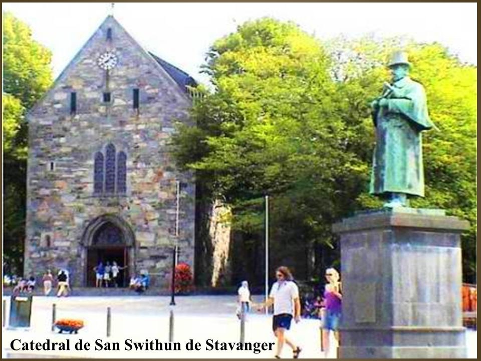 Catedral de San Swithun de Stavanger