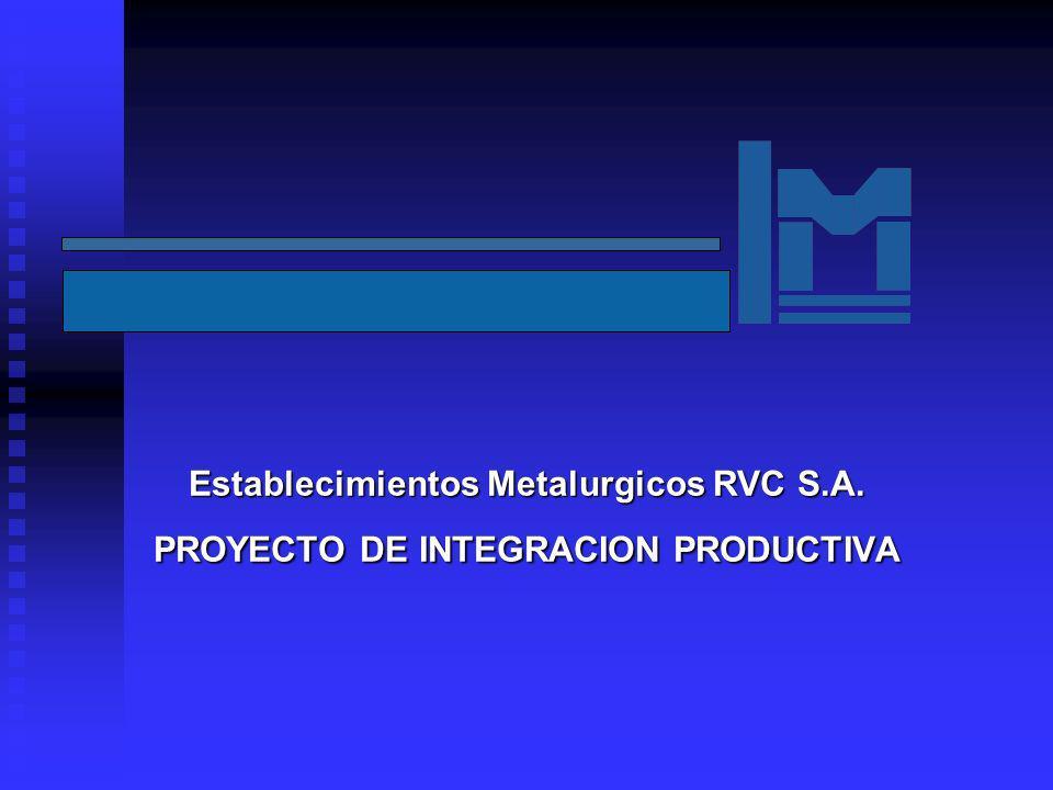 Establecimientos Metalurgicos RVC S.A.