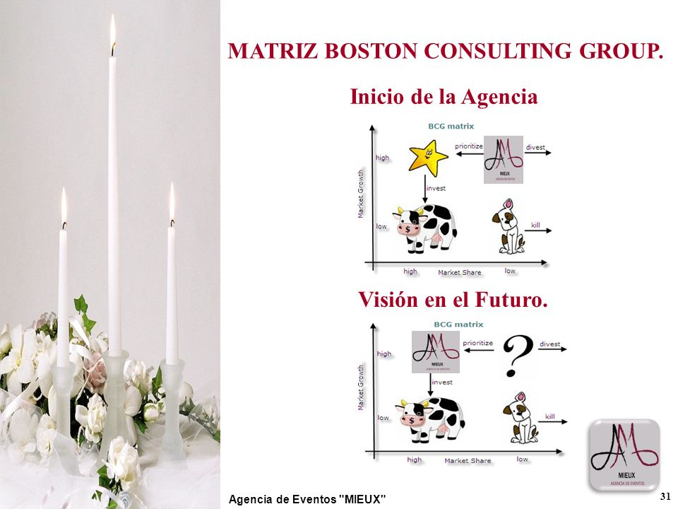 MATRIZ BOSTON CONSULTING GROUP.
