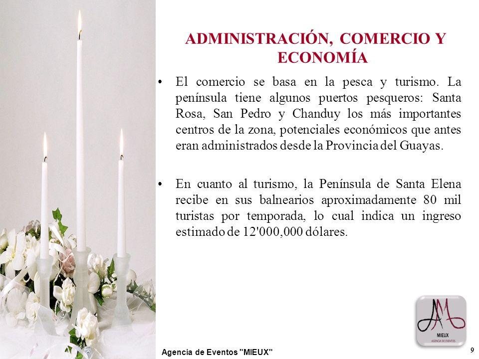 ADMINISTRACIÓN, COMERCIO Y ECONOMÍA