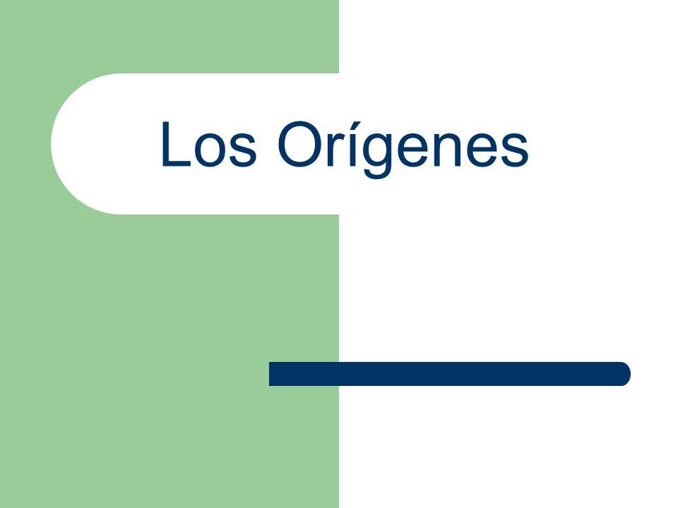 Los Orígenes