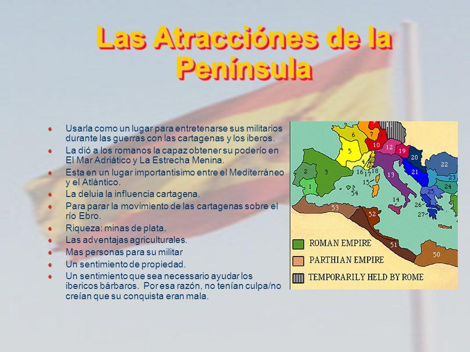 Las Atracciónes de la Península