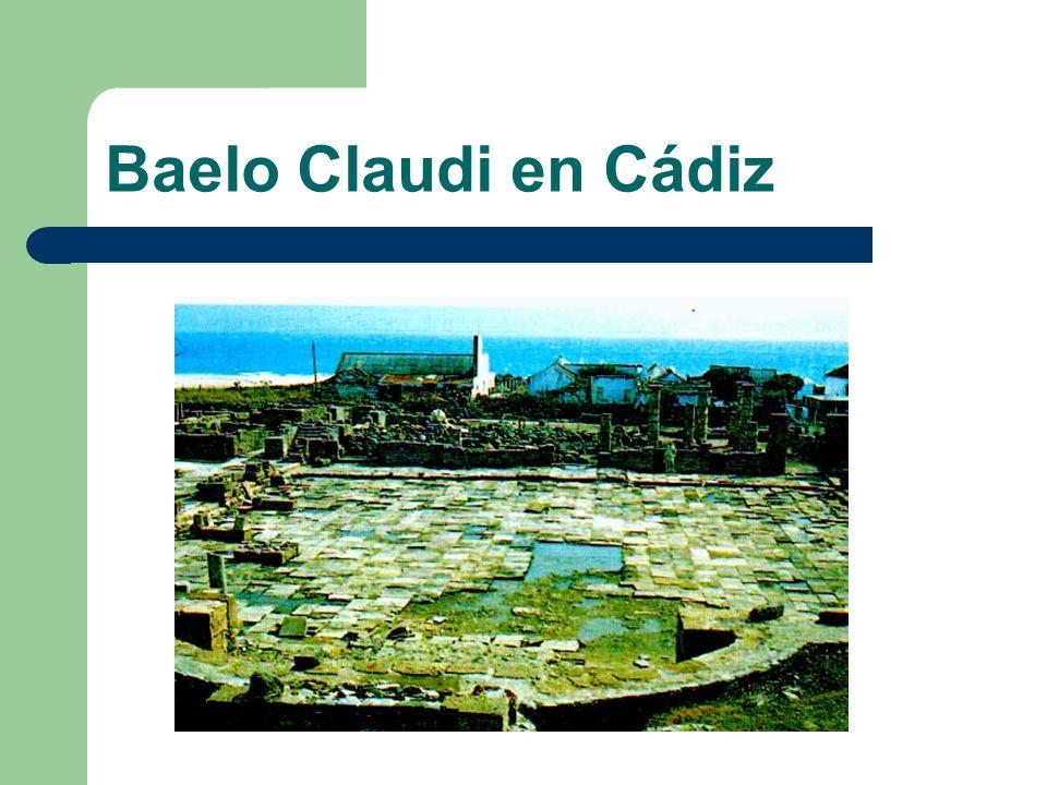 Baelo Claudi en Cádiz