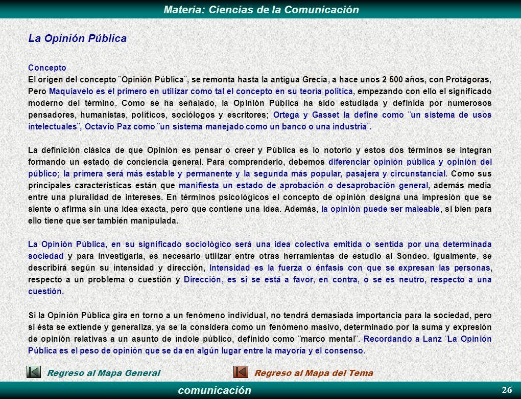 La Opinión Pública 26 Concepto
