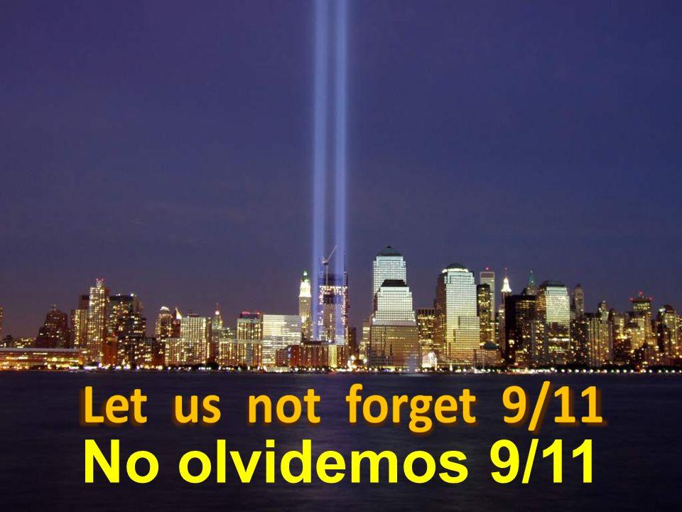 No olvidemos 9/11