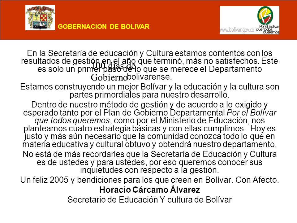 Un feliz 2005 y bendiciones para los que creen en Bolívar. Con Afecto.