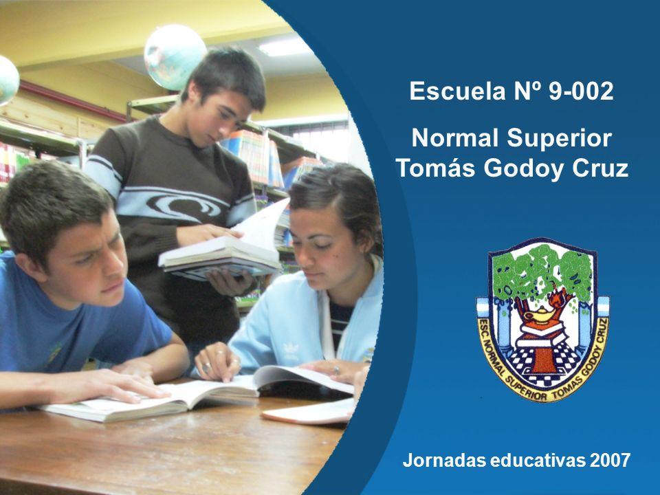 Normal Superior Tomás Godoy Cruz