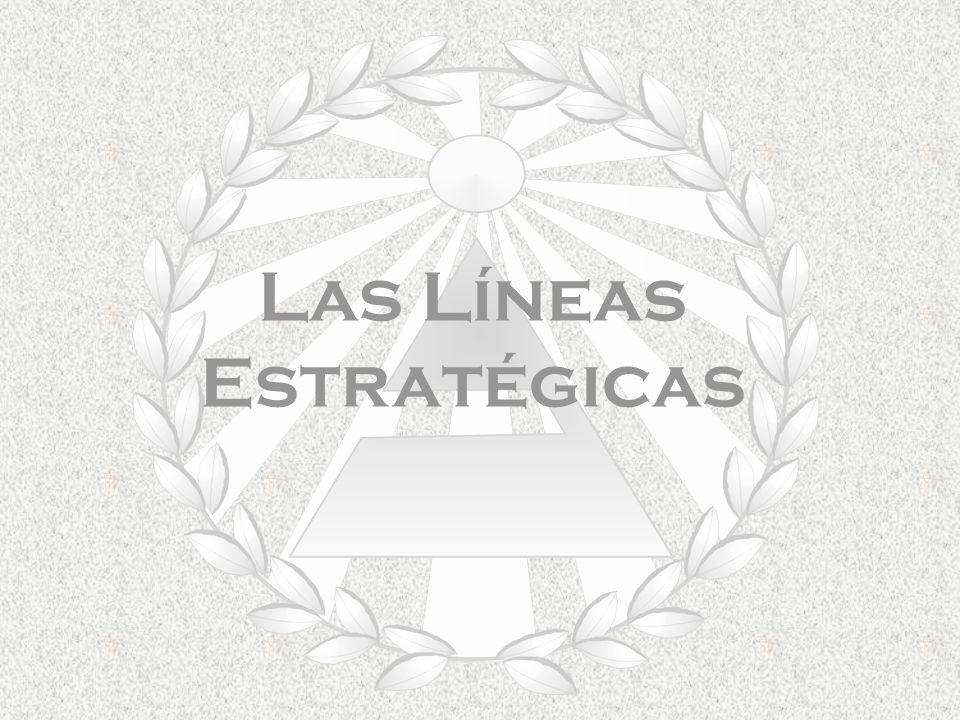 Las Líneas Estratégicas