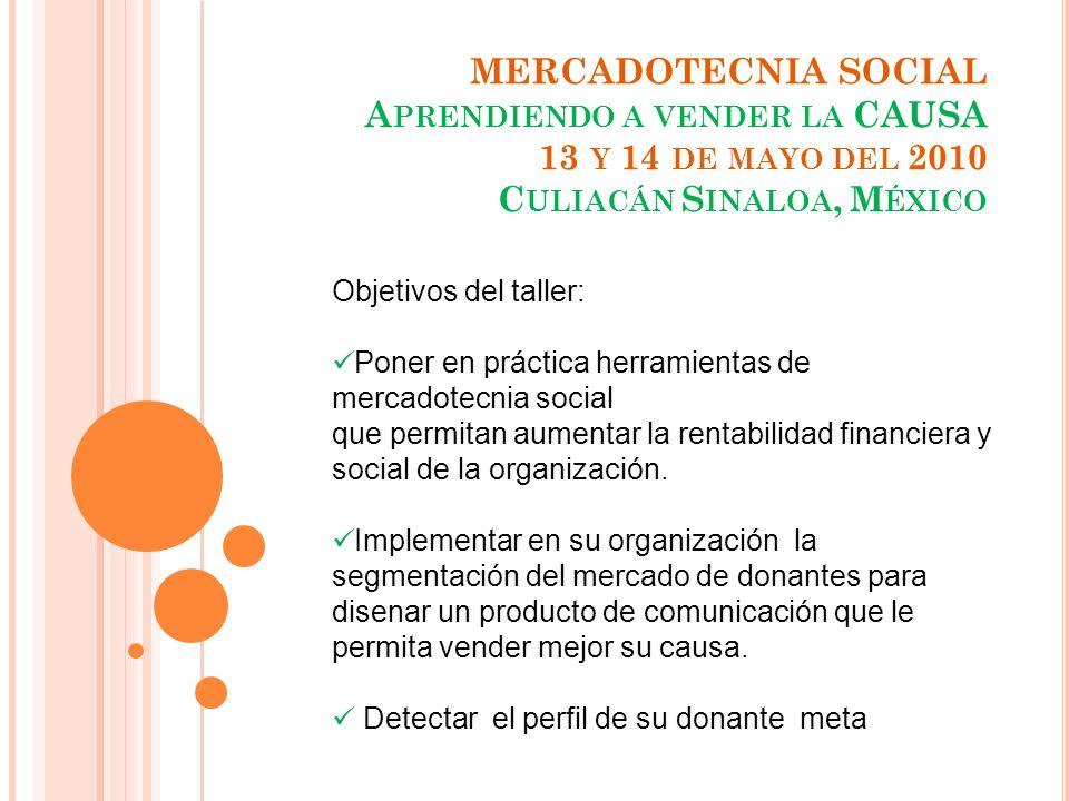 Poner en práctica herramientas de mercadotecnia social