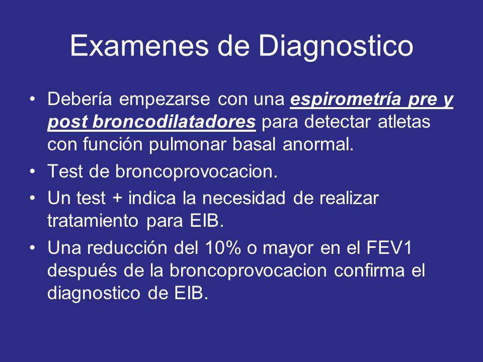 Examenes de Diagnostico