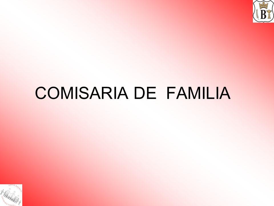 COMISARIA DE FAMILIA