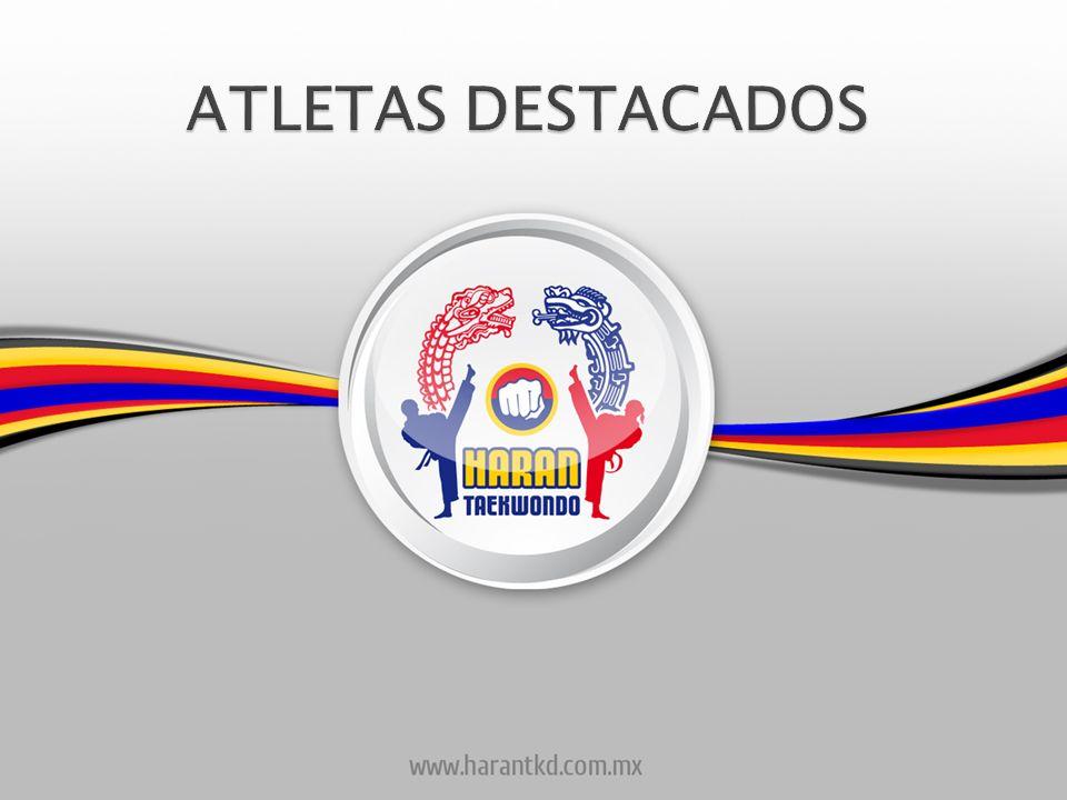 ATLETAS DESTACADOS