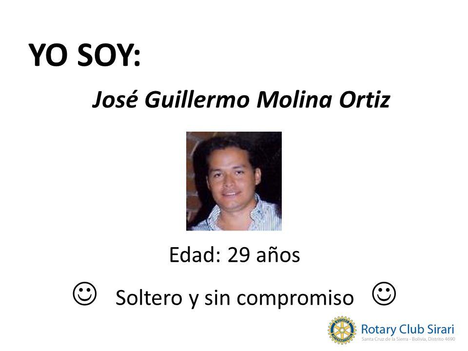 José Guillermo Molina Ortiz