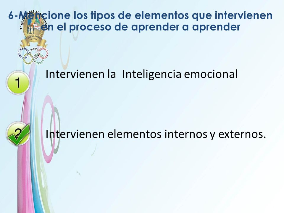 Intervienen la Inteligencia emocional