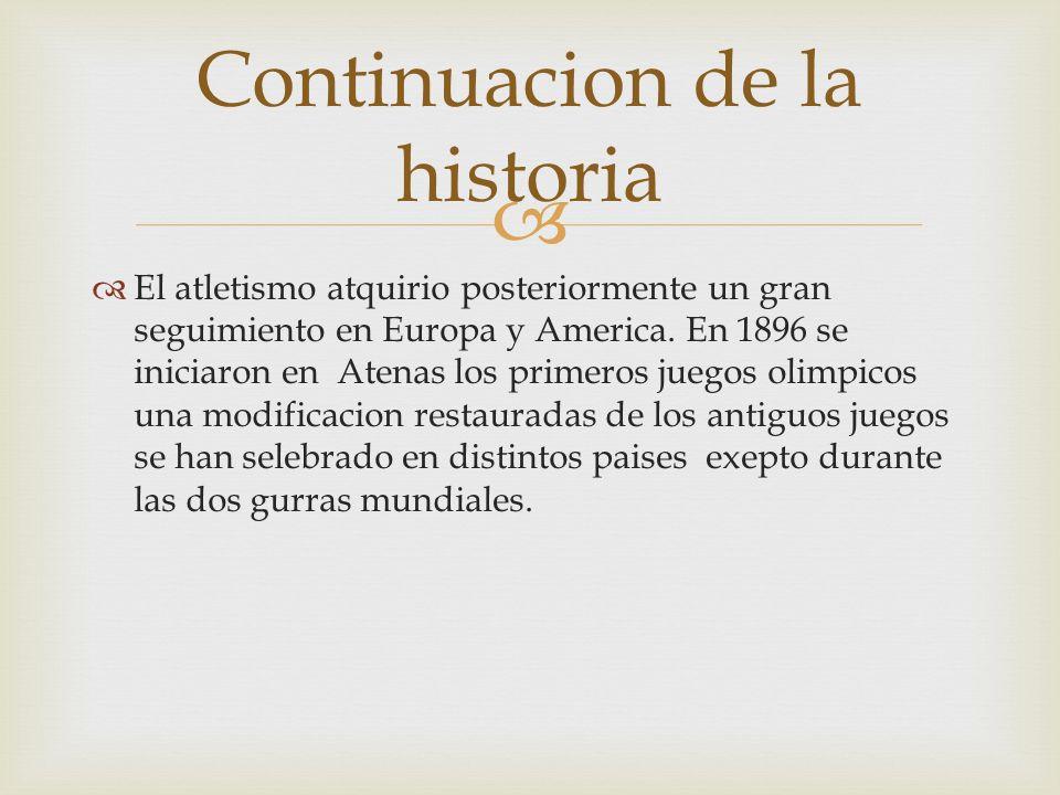 Continuacion de la historia