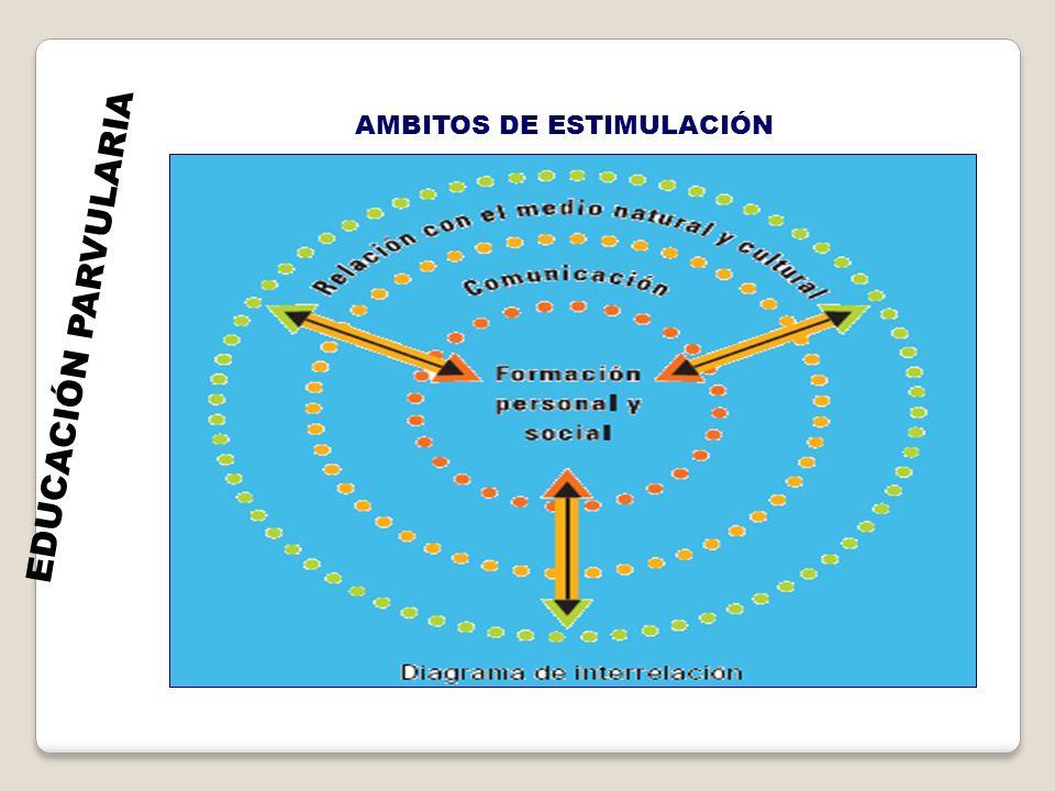 AMBITOS DE ESTIMULACIÓN