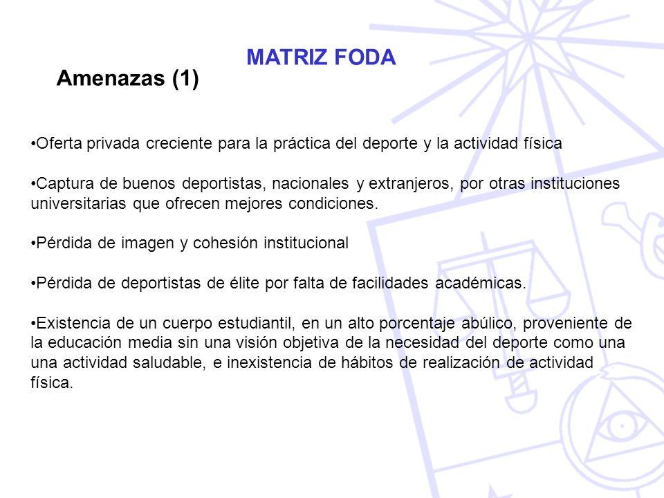 MATRIZ FODA Amenazas (1)