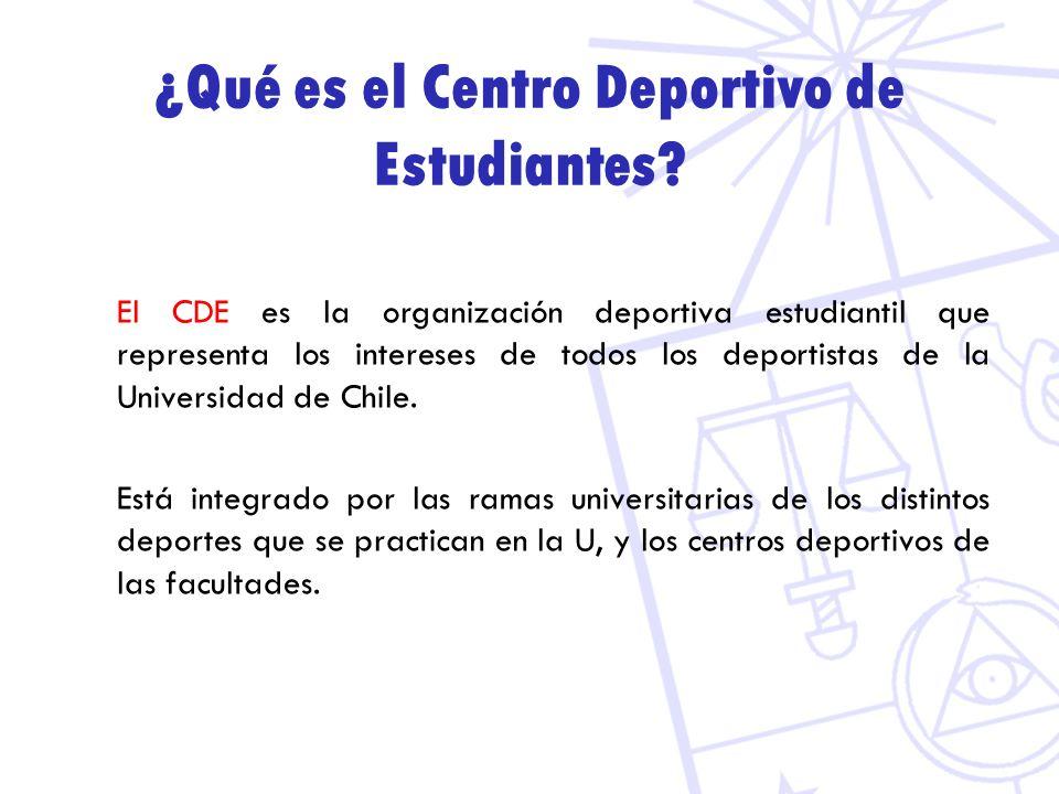 ¿Qué es el Centro Deportivo de Estudiantes