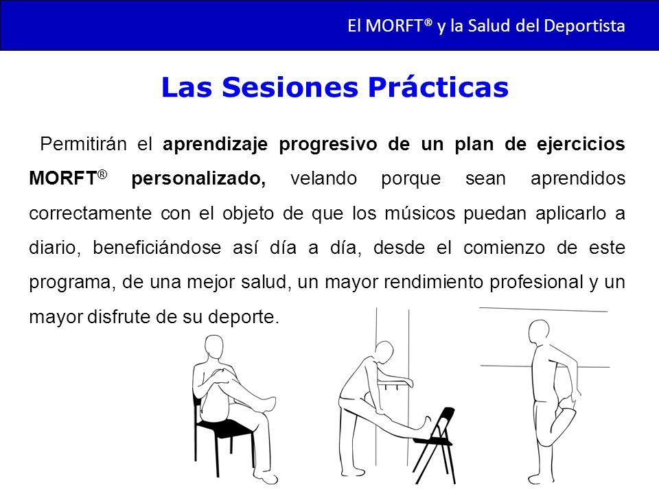 Las Sesiones Prácticas