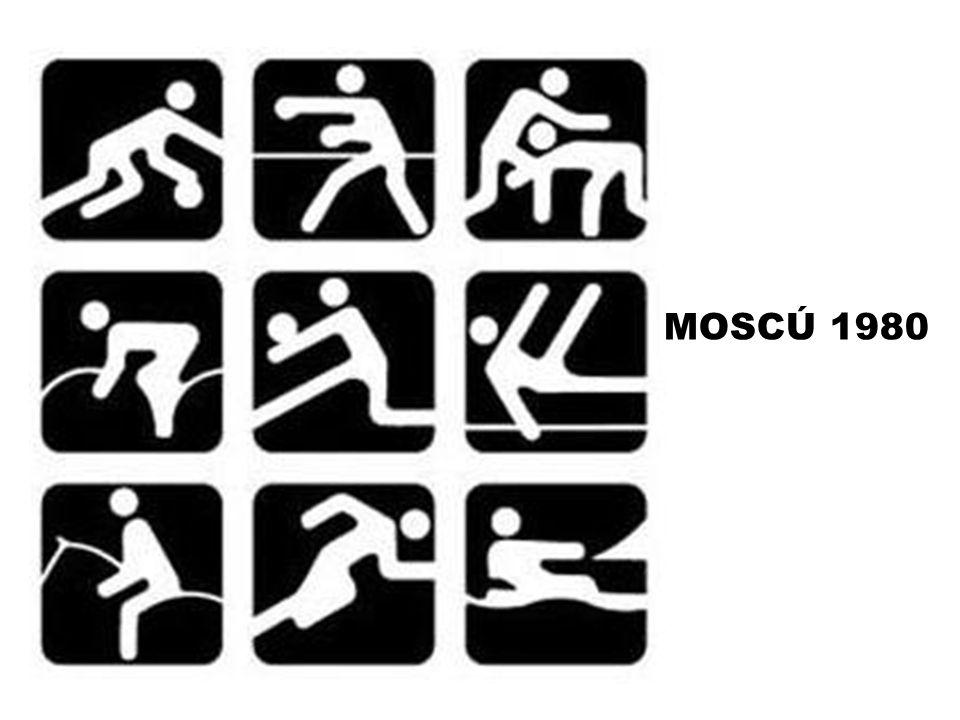 MOSCÚ 1980