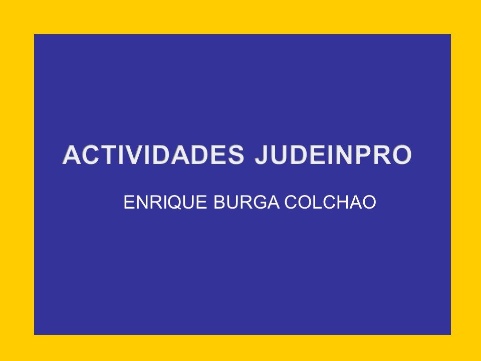 ACTIVIDADES JUDEINPRO