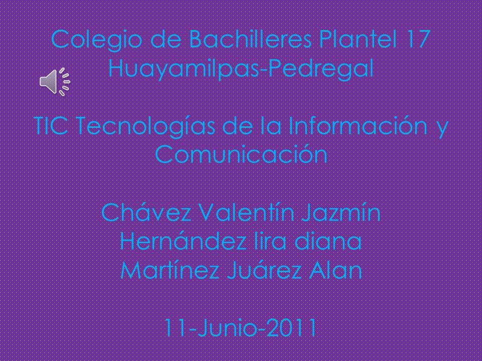 Colegio de Bachilleres Plantel 17 Huayamilpas-Pedregal