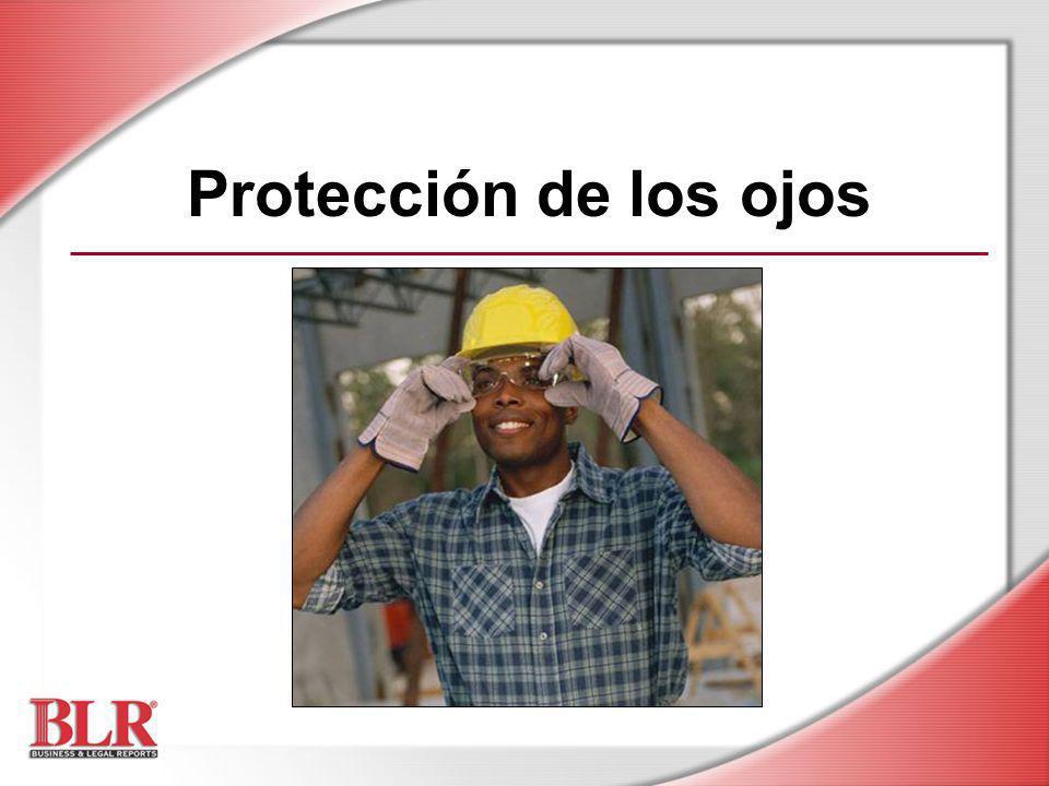 Protección de los ojos Slide Show Notes