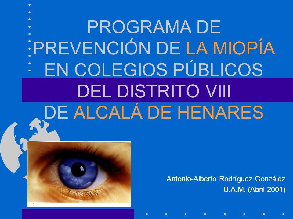 Antonio-Alberto Rodríguez González U.A.M. (Abril 2001)
