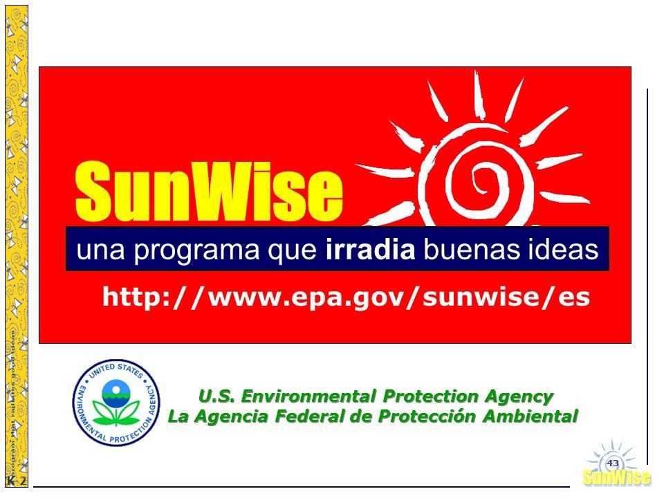 SunWise una programa que irradia buenas ideas