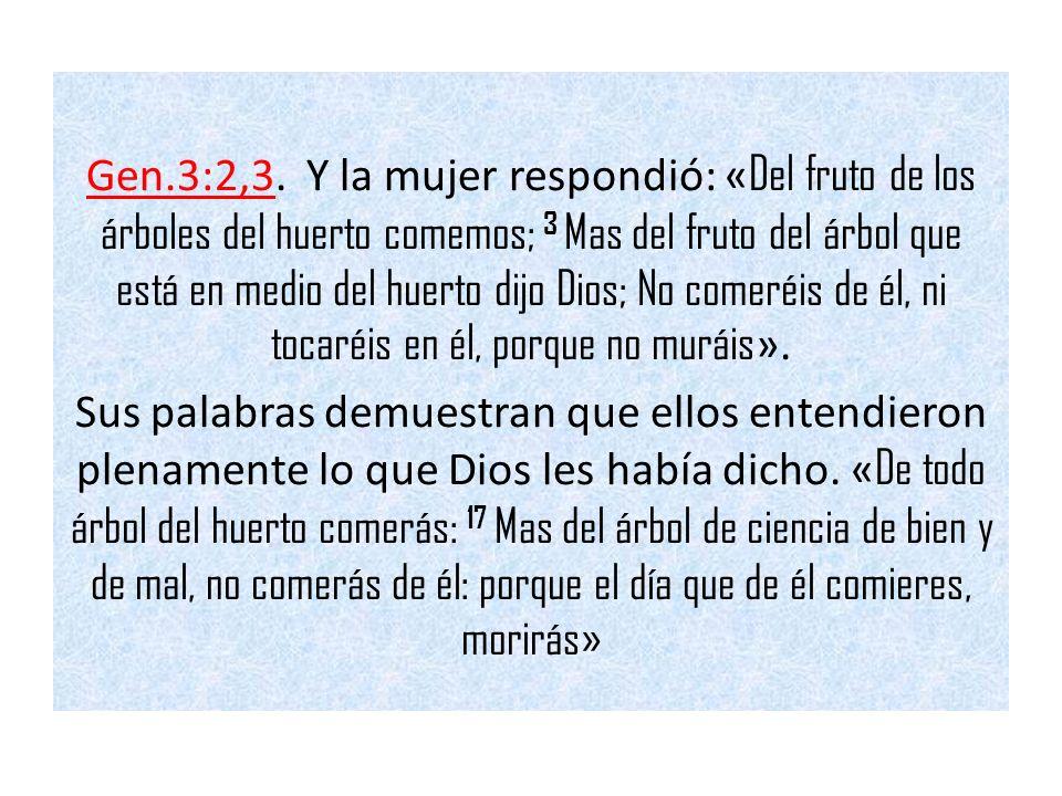 Gen.3:2,3.