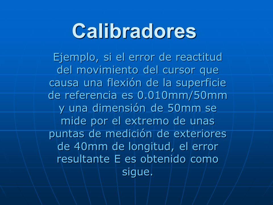 Calibradores